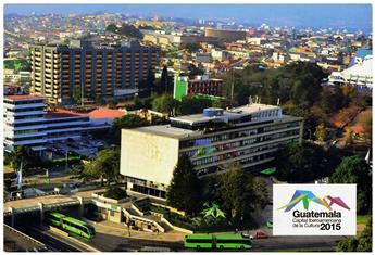 n° C704 - Timbre GUATEMALA Carnets