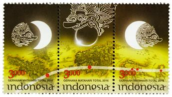 n° 2775 - Timbre INDONESIE Poste