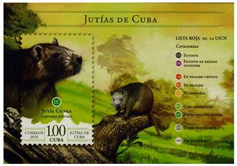 n° 331 - Timbre CUBA Blocs et feuillets