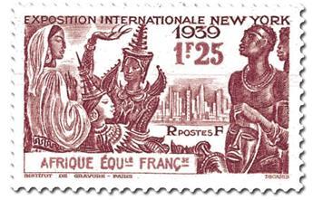 Grande Série Coloniale : Exposition internationale de New-York (1939)