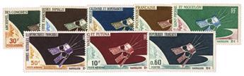 Grande Série Coloniale : Satellite D1 (1966)