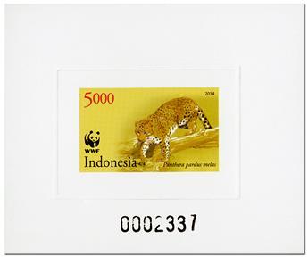 n° 297A/297E - Timbre INDONESIE Blocs et feuillets