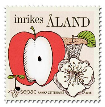 n° 429 - Timbre ALAND  Poste