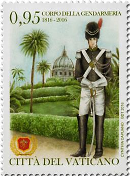 n° 1725 - Timbre VATICAN Poste