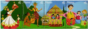 n° 4036 - Timbre PHILIPPINES Poste
