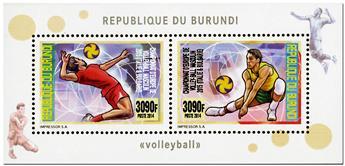n° 2359 - Timbre BURUNDI Poste