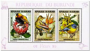 n° 2375 - Timbre BURUNDI Poste