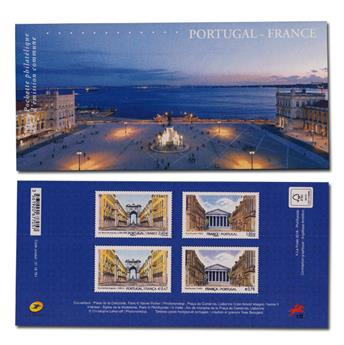 2016 - Joint issue-France-Portugal