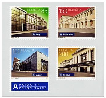 n° 2385 - Timbre SUISSE Poste