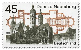 n° 3061 - Timbre ALLEMAGNE FEDERALE Poste