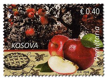 n° 217 - Timbre KOSOVO Poste