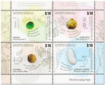 n° 149 - Timbre ARGENTINE Blocs et feuillets