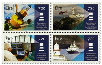 n° 2187/2190 - Timbre IRLANDE Poste