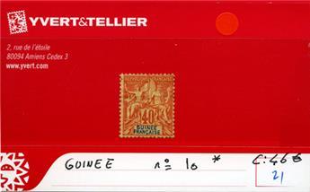 GUINEE - n°10*