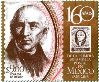 n° 2997 - Timbre MEXIQUE Poste