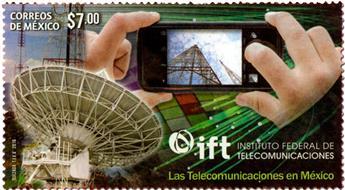 n° 3002 - Timbre MEXIQUE Poste