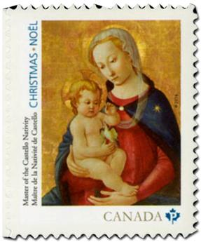 n° 3305 - Timbre CANADA Poste