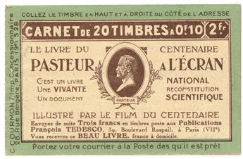 France : Carnet n°159-C4ac**