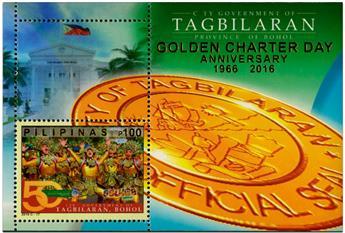 n° 361 - Timbre PHILIPPINES Blocs et feuillets