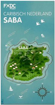 n° 1 - Timbre SABA Blocs et feuillets