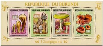 n° 2403 - Timbre BURUNDI Poste