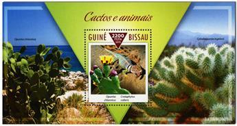 n° 1074 - Timbre GUINÉE-BISSAU Blocs et feuillets