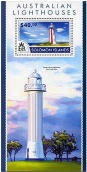 n° 418 - Timbre SALOMON Blocs et feuillets