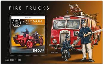 n° 478 - Timbre SALOMON Blocs et feuillets