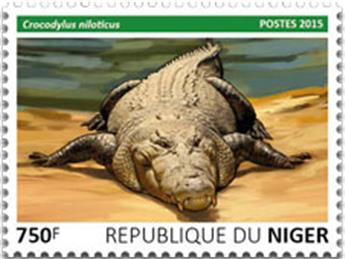 n° 3231 - Timbre NIGER Poste