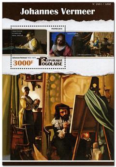n° 1053 - Timbre TOGO  Blocs et feuillets
