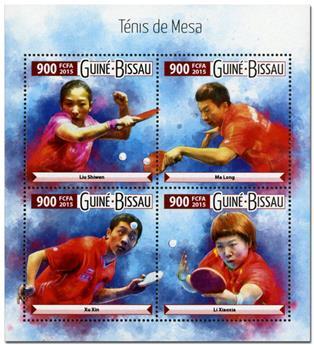 n° 6120 - Timbre GUINÉE-BISSAU Poste