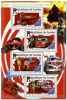n° 7758 - Timbre GUINÉE Poste
