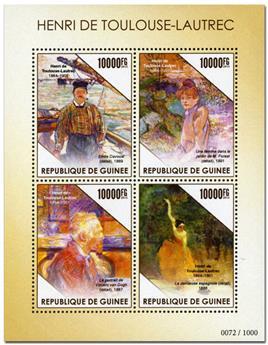 n° 7938 - Timbre GUINÉE Poste