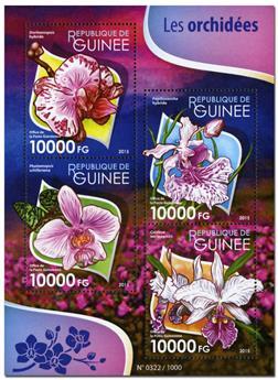 n° 8066 - Timbre GUINÉE Poste