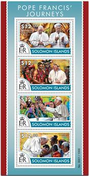 n° 2756 - Timbre SALOMON Poste
