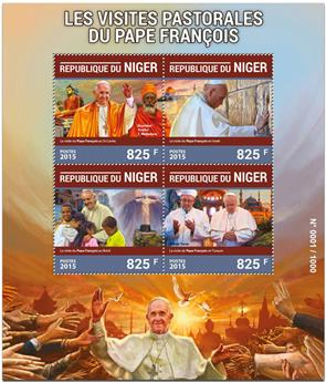n° 3147 - Timbre NIGER Poste