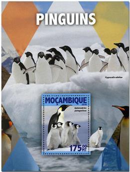 n° 1045  : Timbre MOZAMBIQUE Blocs et feuillets