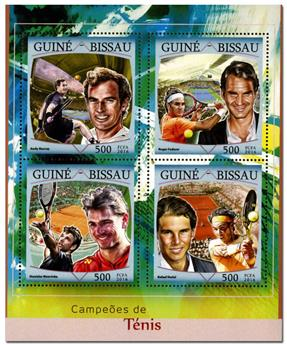 n° 6572  : Timbre GUINÉE-BISSAU Poste
