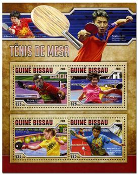 n° 6592  : Timbre GUINÉE-BISSAU Poste