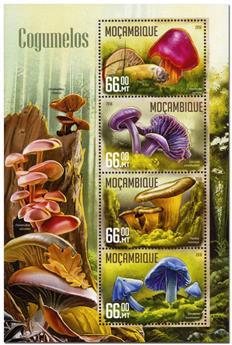 n° 6962  : Timbre MOZAMBIQUE Poste