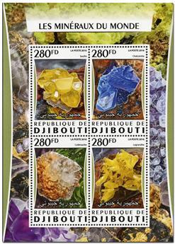 n° 1027  : Timbre DJIBOUTI Poste