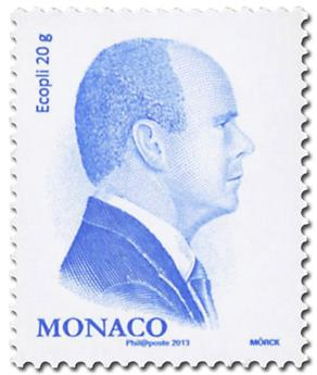 nr. 2851/2855 -  Stamp Monaco Mail