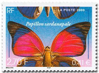 n° 3332 -  Selo França Correios