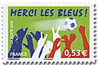n° 85B (3936B) -  Selo França Autoadesivos