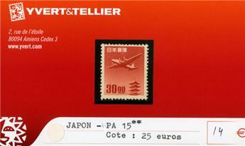 JAPON PA - n°15**