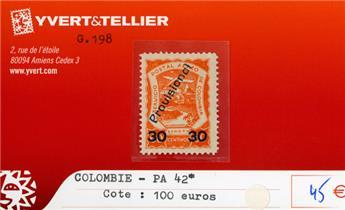 COLOMBIE PA - n°42*