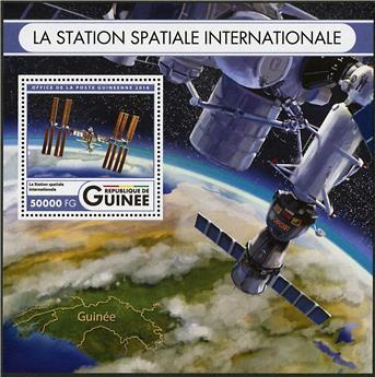 n° 2006 - Timbre GUINÉE Blocs et feuillets