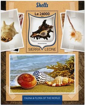 n° 1029 - Timbre SIERRA LEONE Blocs et feuillets