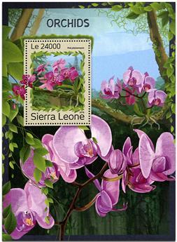 n° 1096 - Timbre SIERRA LEONE Blocs et feuillets