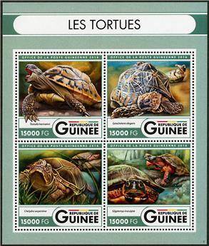 n° 8537 - Timbre GUINÉE Poste